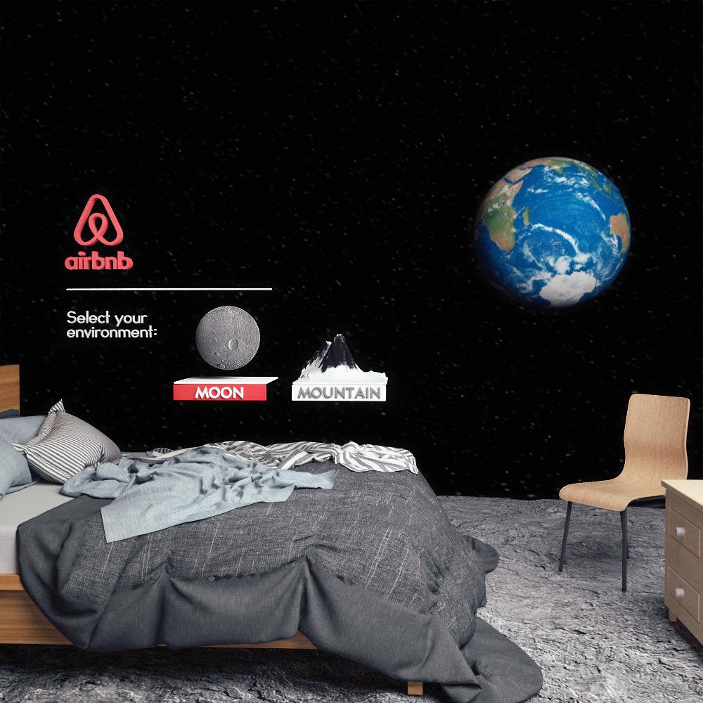 Realite augmentee airbnb