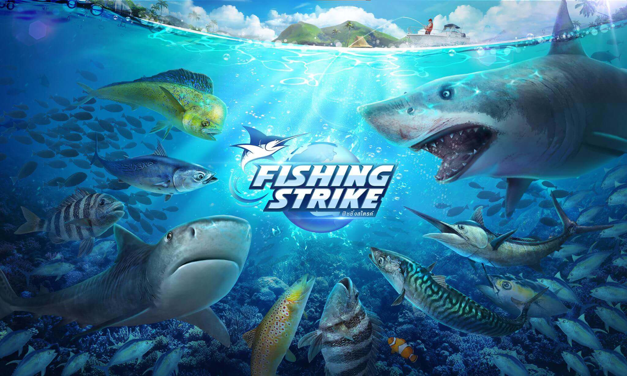 Fishing Strike Android
