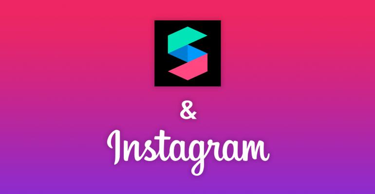 => De plus en plus de réalité augmentée sur Instagram !